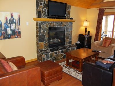 Photo for 2 Bedroom Home + Hot Tub at Woodcutter Cabins in Big White
