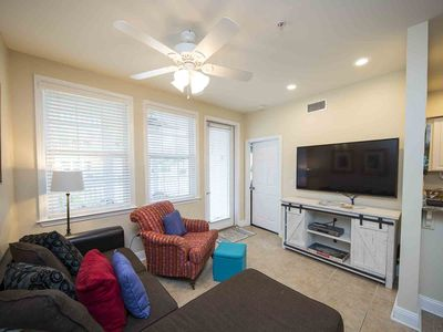 Photo for Ground Floor Condo in 30A. Easy Access to All Community Amenities! Upgrades Throughout & All Flat Screen TVS