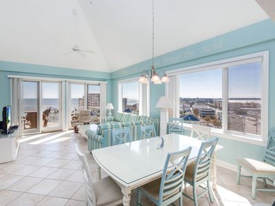 Photo for A Remarkable 3 Bedroom Plus Loft Luxury Penthouse in Ocean City, Maryland.