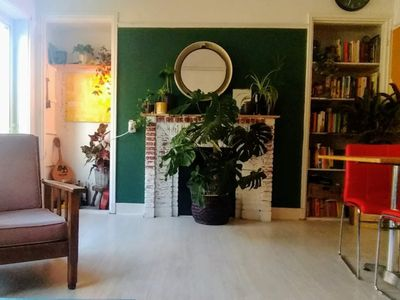 Photo for Colorful and green private apartment Nijmegen City Center