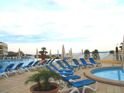 Photo for CANNES BEAUTIFUL DUPLEX WITH SEA VIEW