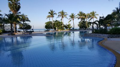 Photo for Pattaya Beach front Suite 2 bedrooms