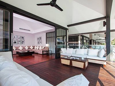 Photo for Holiday apartment Ko Samui for 1 - 2 persons with 1 bedroom - Holiday apartment