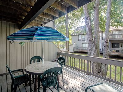 Photo for 3304W: Updated 2BR Sea Colony West Condo! Private beach, pools, tennis ...
