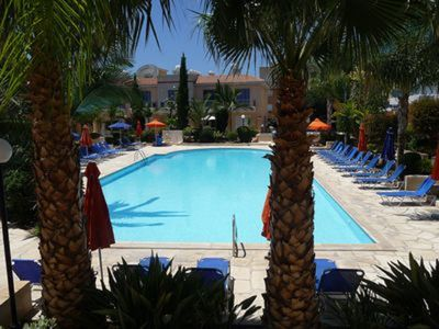 Photo for Luxury House,Small Complex,Large Pool,Free WiFi, Paphos Airport Transfers