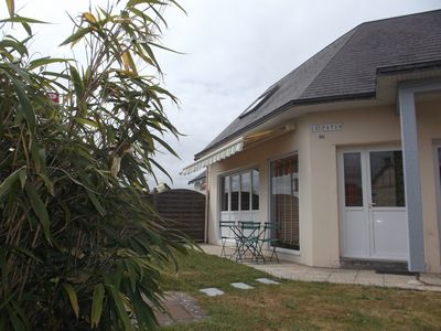 Photo for house near Granville 300 m beach bay of mont st michel