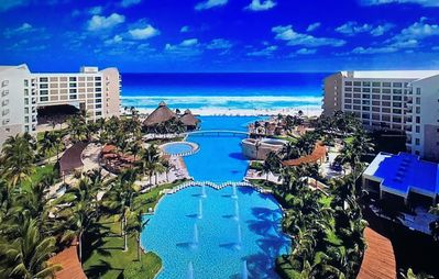 Photo for 4 Star 2BR/2BA Villa in the Heart of Cancun's Hotel Zone