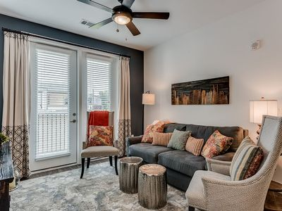 Photo for Lively 2BR w/ Pool in Heart of Music Row