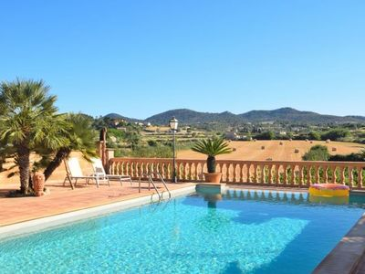 Photo for Manacor Villa, Sleeps 10 with Pool, Air Con and WiFi