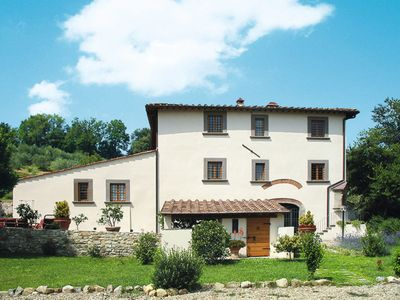 Photo for One bedroom Villa, sleeps 4 in Borgunto with Air Con and WiFi