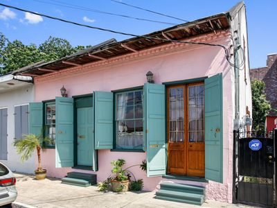 Authentic Creole Cottage - Steps to French Quarter