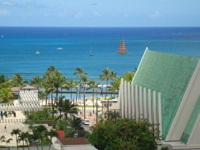 Photo for Upgraded 1BR Condo Ocean View (Sleeps 6).
