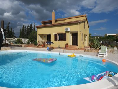 Photo for INDEPENDENT VILLA WITH POOL / REFINED VILLA WITH POOL
