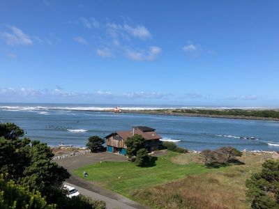 Photo for It's all about the view! Beach Access at property