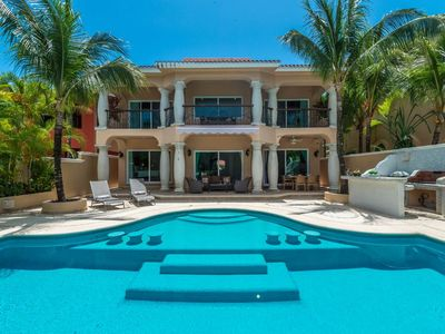 Photo for 10 bedrooms, 2 luxury Villas Combined To Make The Perfect Home For Your Holiday