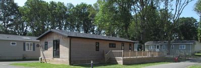 Photo for 2 Bedroom Lodge at Woodlands Park