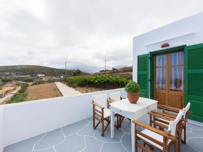 Photo for Doini House, Artemonas, Sifnos, Cyclades