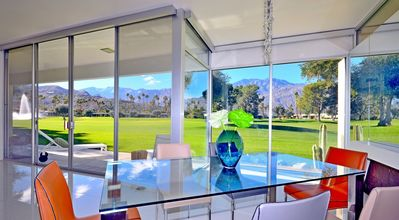 Photo for 7 Lakes- Spectacular Palm Springs Golf Course And San Jacinto Mountains View