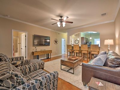 Photo for NEW! College Station House - 2.5 Mi to A&M Campus!