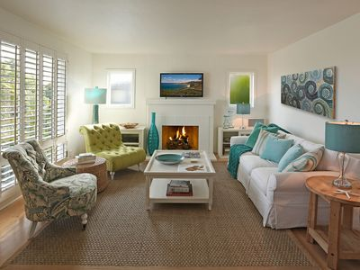 Photo for Sea Glass Cottage - Cool, Fresh and Fun on the Mesa