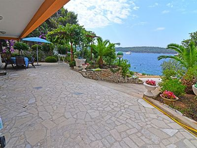 Photo for Apartment Srki  A2 Gardenia(4+1)  - Mali Losinj, Island Losinj, Croatia