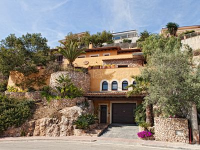 Photo for Beautiful villa located in Sitges with amazing sea views