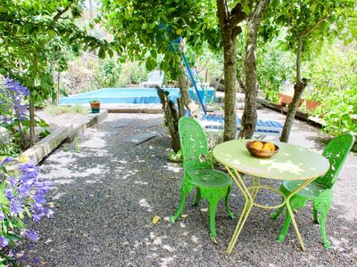 Photo for La Casa del Caminante, with Private Pool in beautiful valley for Hikers