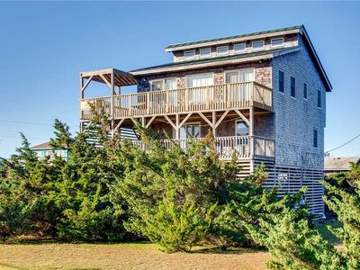 Photo for Semi-Oceanfront w/ Pool, Hot Tub, Game Room, Dog-Friendly, Short Walk to Beach!