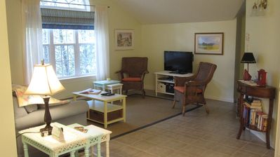 Photo for 1BR Cottage Vacation Rental in Frontenac, QC