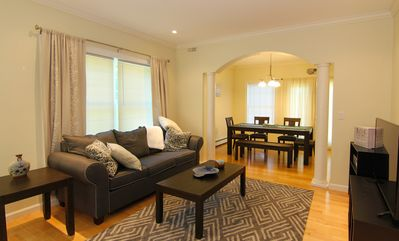Photo for Acadia Townhouse minutes from downtown Bar Harbor, Acadia & Hadley Point Beach