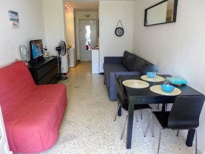 Photo for Apartment West City IV in La Grande Motte - 3 persons, 1 bedrooms