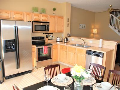 Photo for Luxury Suite, 2 miles to Disney, Free WiFi Cable in Kissimmee