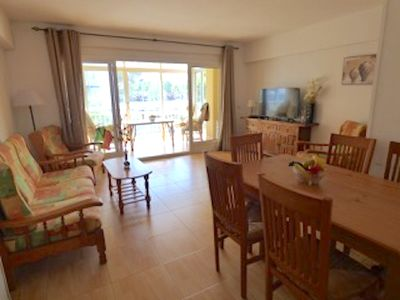 Photo for 3 bedroom apartment in a great location close to Levante beach