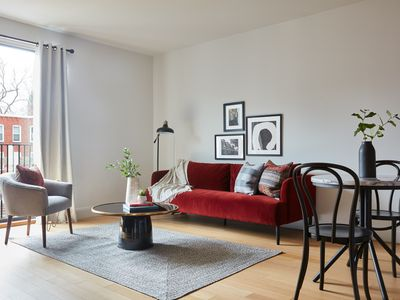 Photo for Vibrant 1BR in Mission Hill by Sonder