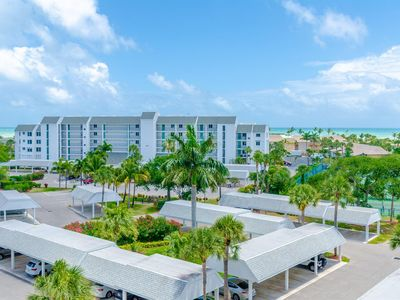 Photo for Beautiful Ocean Village Beach Condo with amazing views