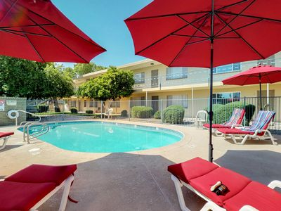 Photo for Beautiful condo w/ a shared pool in the heart of Old Town Scottsdale