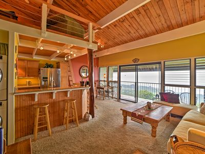 Photo for NEW! Holualoa Condo w/Pool & Ocean Views Near Kona