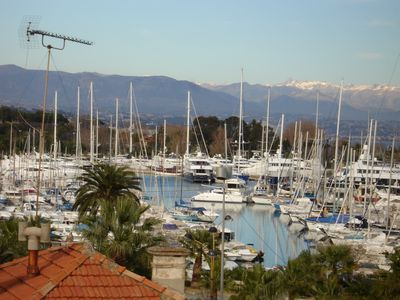 Photo for Antibes - Close to Port & Old Town - Modern 2 bed 1.5 bath