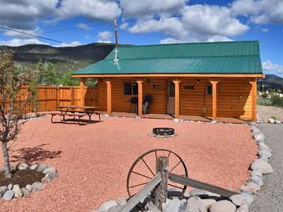 Photo for Mountain View Cabin in Beautiful South Fork