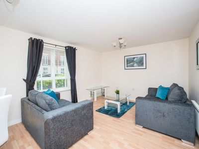 Photo for Beautiful Sea Winnings Two-Bedroom Apartment