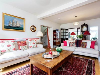 Photo for Classic and stylish 3BR in Clapham, easy way to Central London, by Veeve