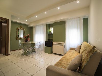 Photo for Dimora Cantore 2-Nice apartment in the historic heart of Verona with 3 sleeps.
