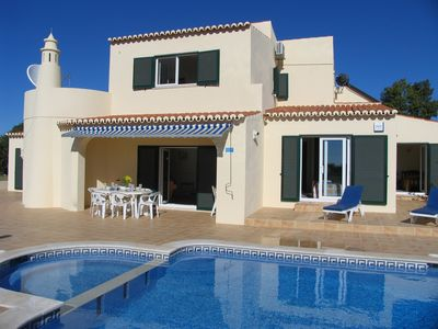 Photo for Luxury 4 BED Villa ON A RAISED PLOT NOT OVERLOOKED WITH GREAT VIEWS .