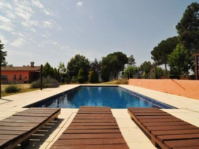 Photo for Club Villamar - Nice holiday villa with a large private pool and located in a natural enviroment