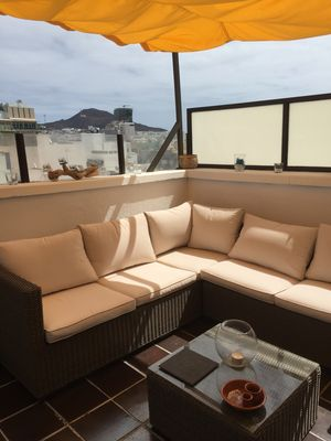 Photo for Amazing Terrace Las Canteras