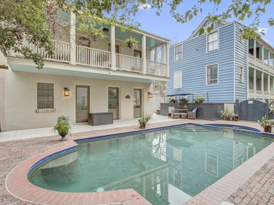 Photo for *** Private Pool Near Campus & Shopping in Heart of Downtown Charleston!