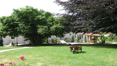 Photo for RENT 2 Apartments 8 to 16 Pers.  with SWIMMING POOL at the RESIDENCE DU PARC