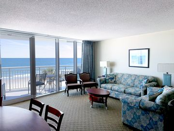 Sandy Beach Resort, Myrtle Beach, Caroline du Sud, États-Unis d'Amérique