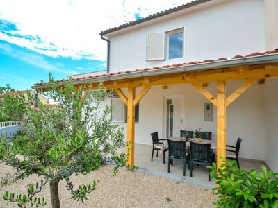 Photo for Vacation home Tramontana in Vodice/Tribunj - 8 persons, 3 bedrooms