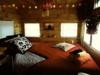 Photo for ROMANTIC Tiny Home HIDEAWAY!